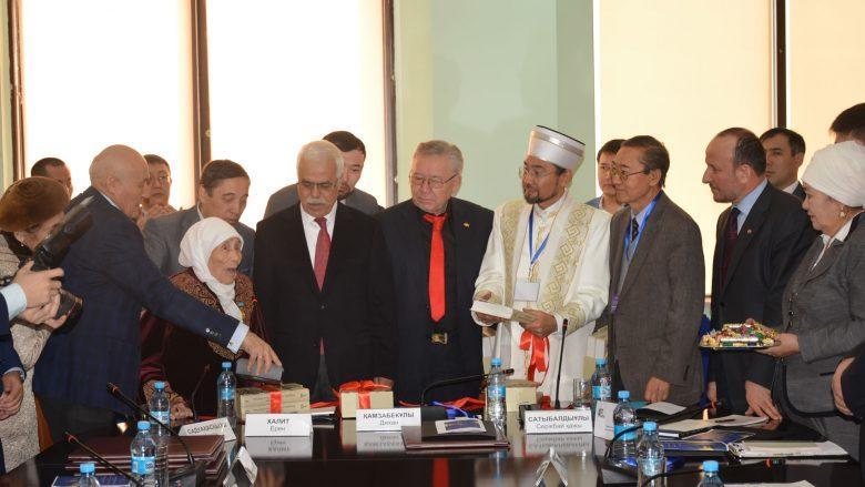 "International Congress on ""Saduaqas Ghilmani and the Great Steppe Scholars"""