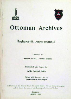 OTTOMAN ARCHIVES