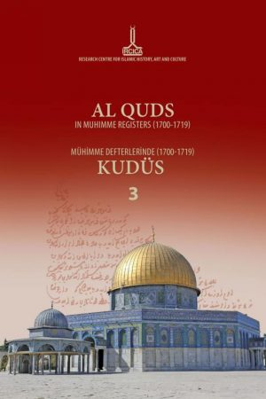 al quds in muhimme registers 1700 1719 volume iii 300x450