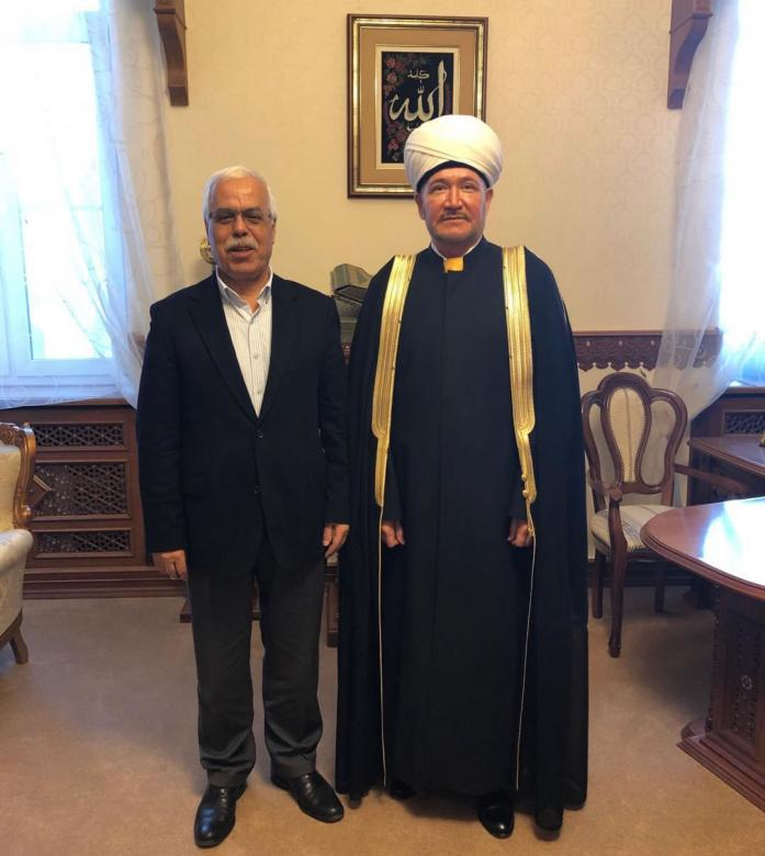 Meeting of the Group of Strategic Vision Russia-Islamic World