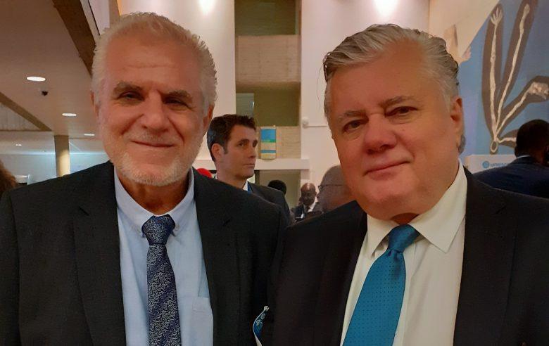 مشاركة إرسيكا في الدورة الأربعين للمؤتمر العام لليونسكو