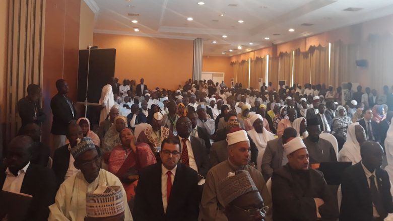 international congress on islamic history and civilization in the central african region jointly organized by ircica and the king faisal university of chad 2 780x439