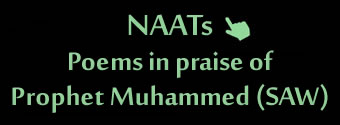 IRCICA - NAATs Poems in praise of the Prophet Muhammad (SAW)