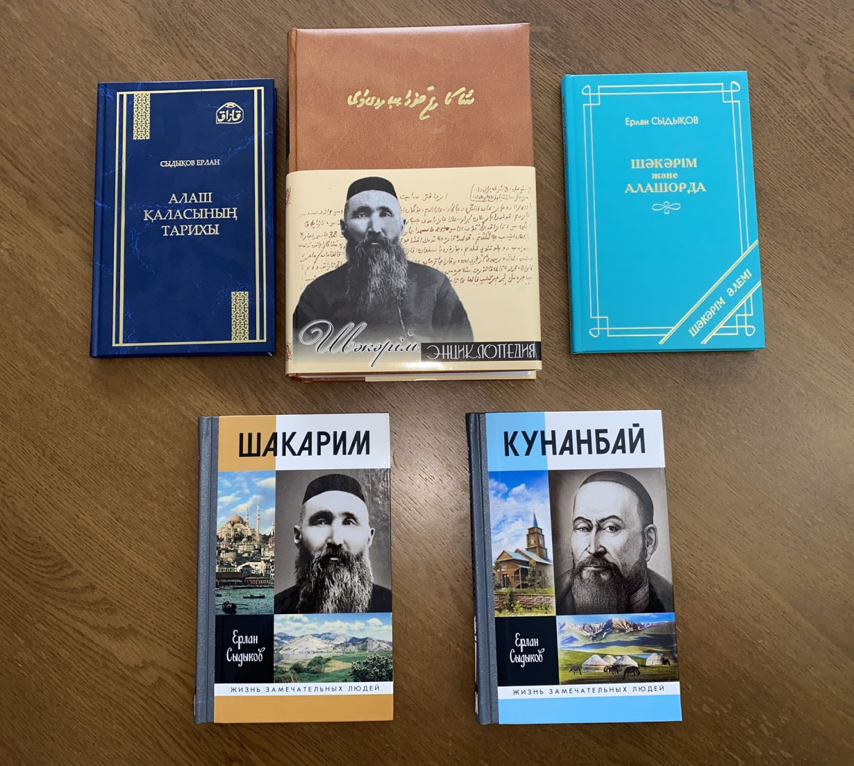 Cooperation with Eurasian National University, Kazakhstan; IRCICA's publications on the history of Islamic scholarship in Kazakhstan